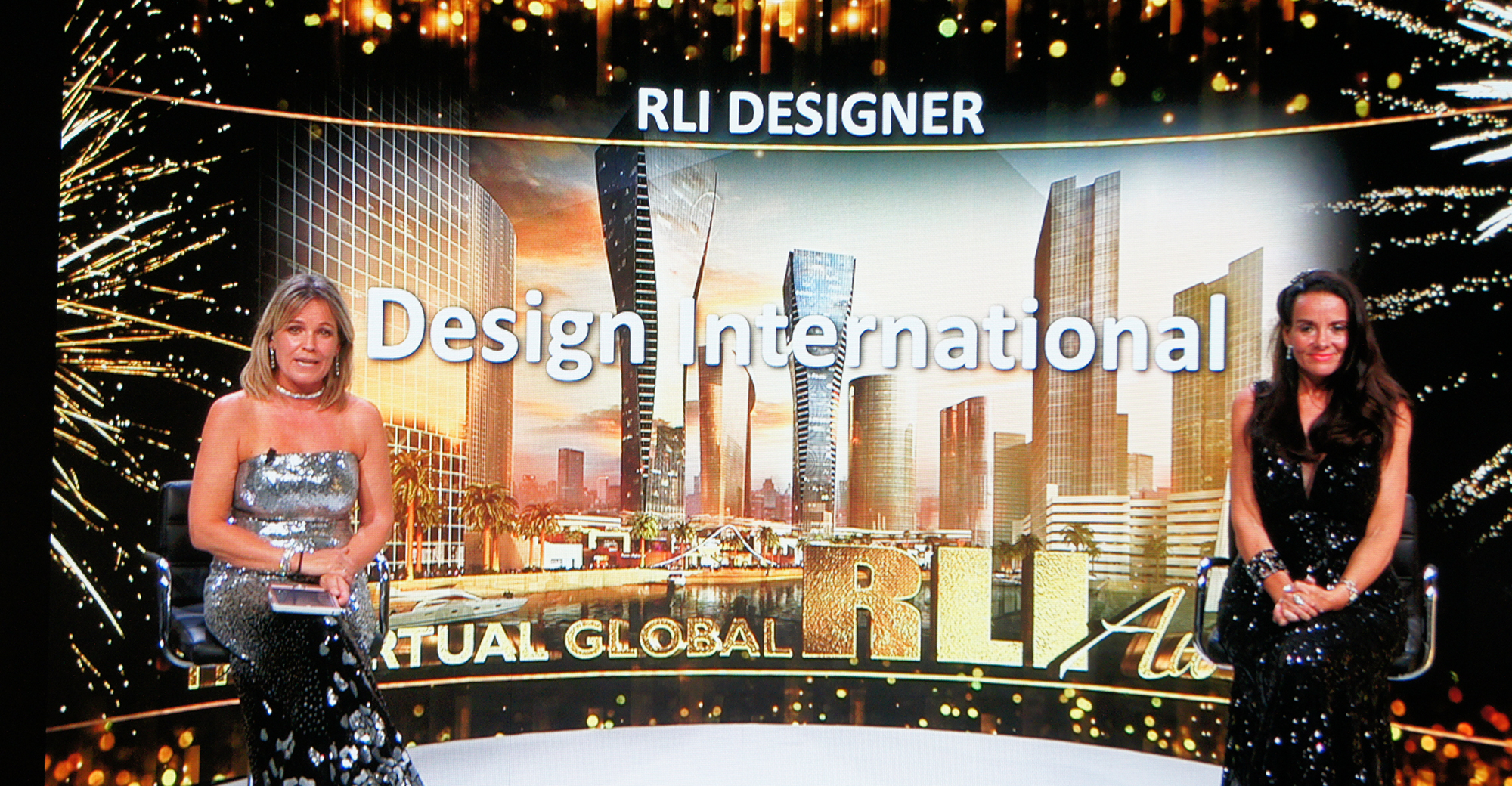 Designer of The Year - Global RLI Awards 2020